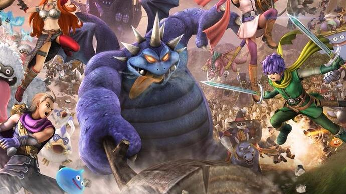 Dragon Quest Heroes 2: Switch vs PlayStation4