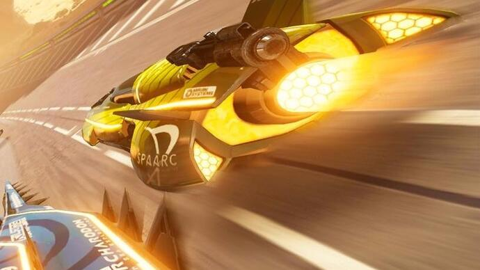 Fast RMX showcases Switch's technological leap over Wii U
