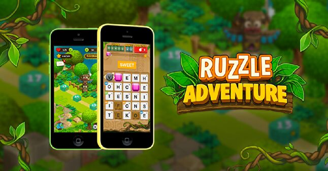 The Ruzzle IP has spawned a few new branches