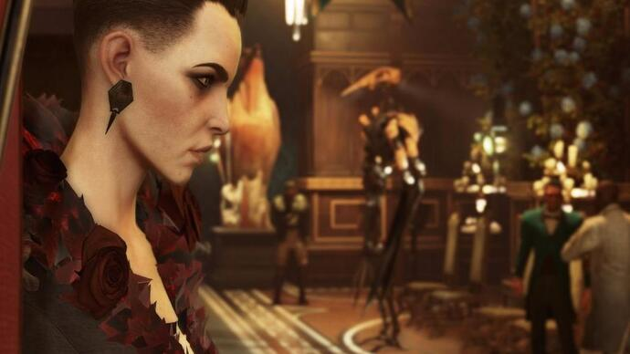 How Dishonored 2 hides its best details in theperiphery