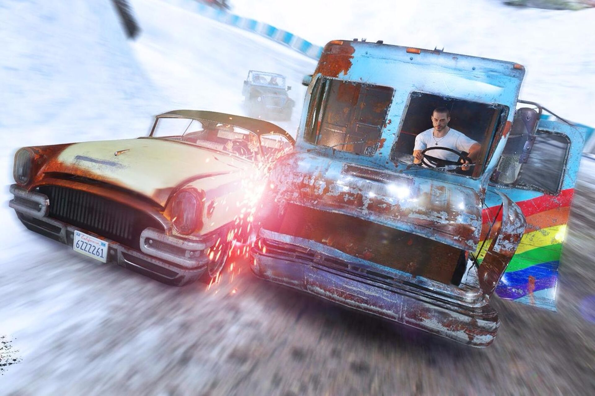 Flatout 4: Total Insanity is a welcome return to form for the series