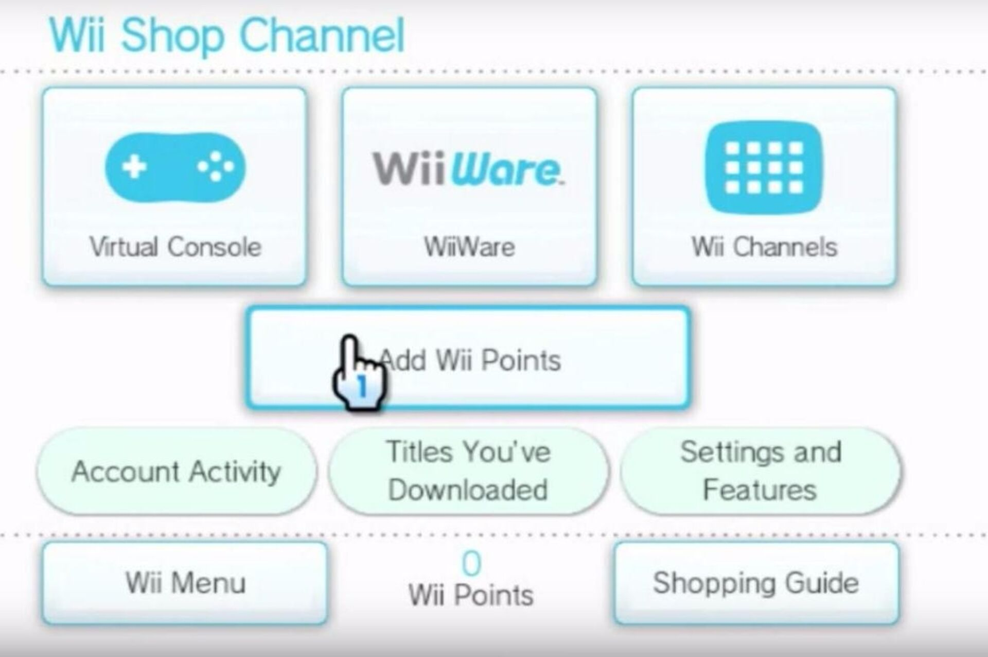 Wii emulator so accurate you can buy games from the Wii Shop Channel