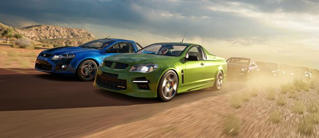 Forza Horizon 3 was one of the few surprise hits of 2017