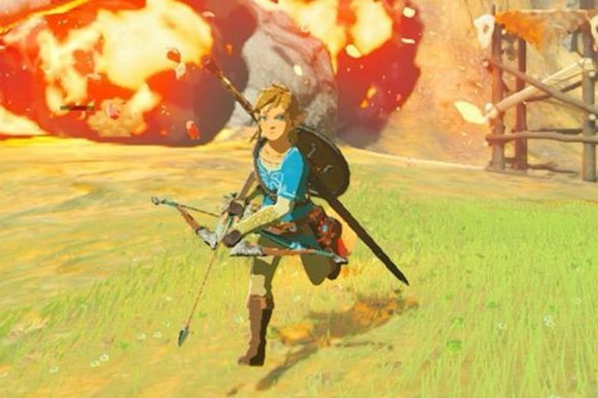 Fan project to get Zelda: Breath of the Wild running on PC
