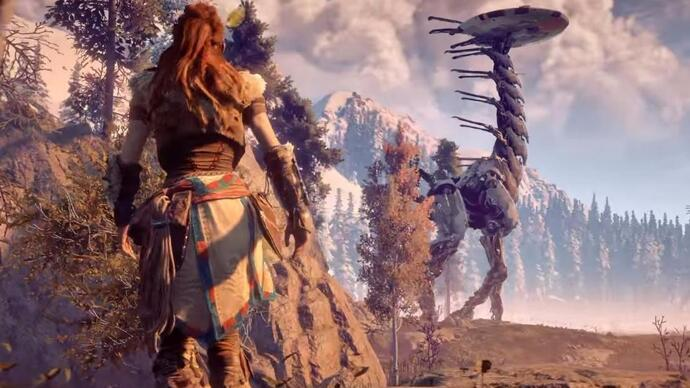 Horizon: Zero Dawn patch 1.10 past distributie items aan