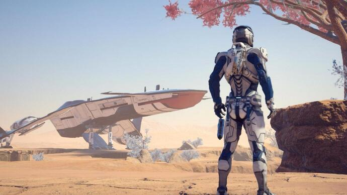 Mass Effect: Andromeda Day One Patch verbetert prestaties