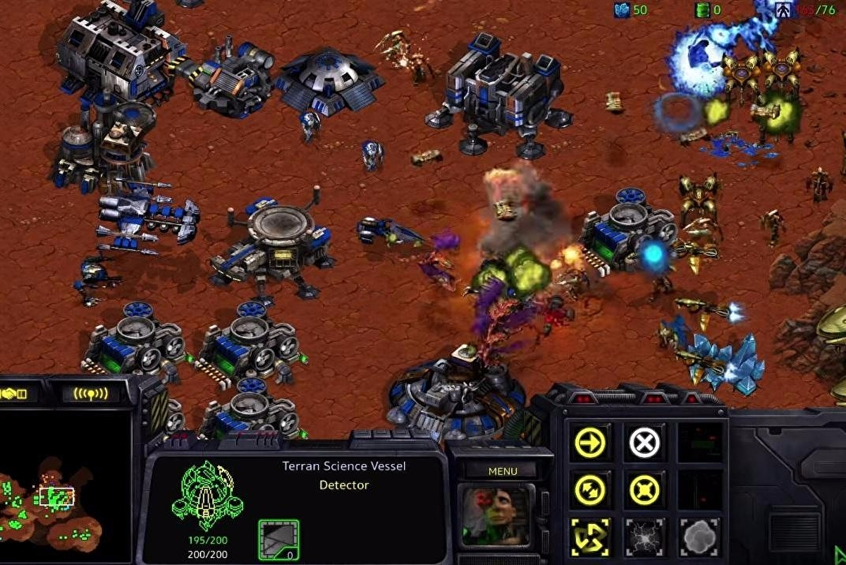 StarCraft Remastered out this summer • Eurogamer net