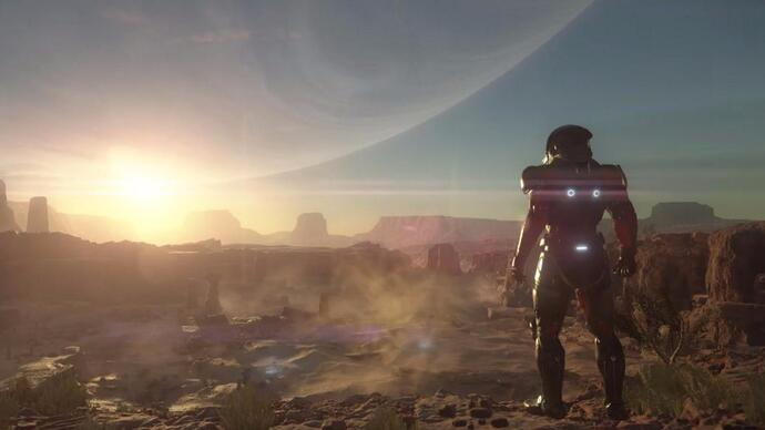 Mass Effect: Andromeda review - Androme-ddelmatig