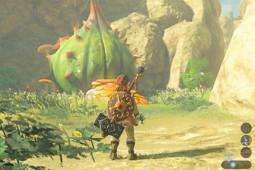 Zelda Breath Of The Wild Great Fairy Fountain Locations And How