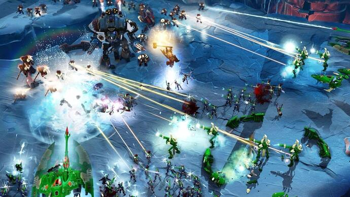 Warhammer 40,000: Dawn of War 3 open beta later this month
