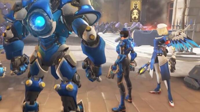 Overwatch Insurrection trailer leaks, shows today's new PvEmode