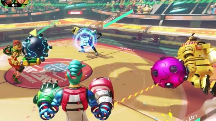Arms release date confirmed for June