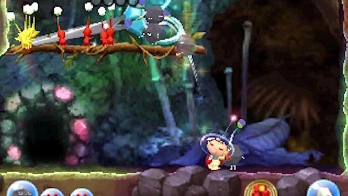 3DS sidescroller Hey! Pikmin release date revealed