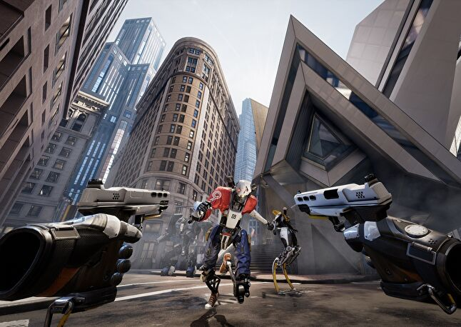 Robo Recall was released for free with full mod support and source code. Sweeney says this is better equip creators to teach themselves VR development