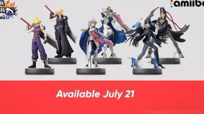 Nintendo finally unveils the last Smash Bros. amiibo