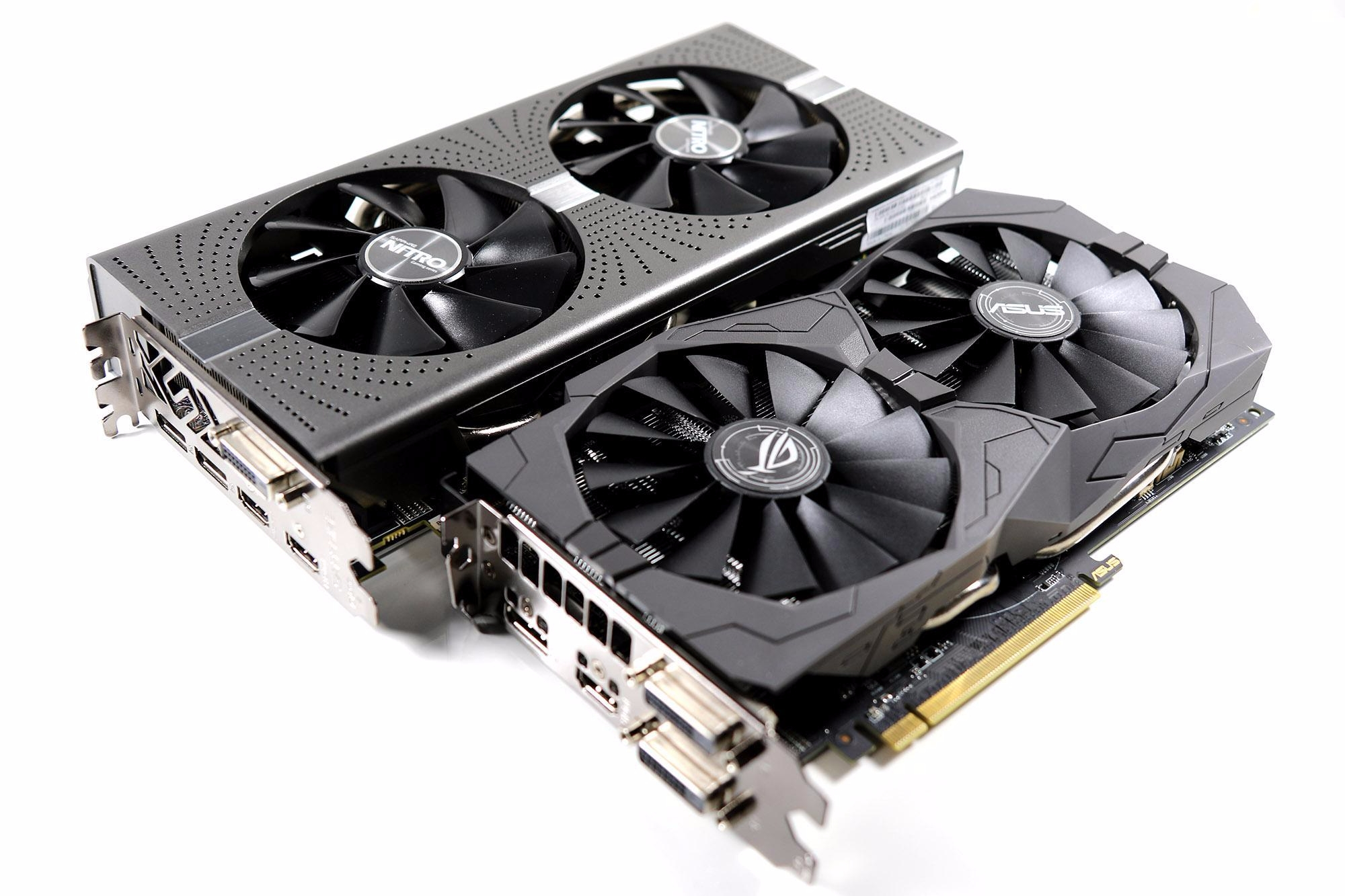 amd radeon rx 580 rx 570 review