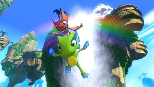 Yooka-Laylee was popular amongst Wii U owners, until Playtonic was forced to cancel it