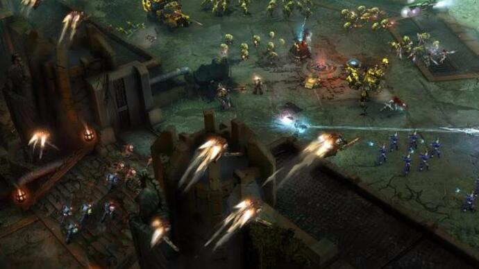 40-minute, 3v3 Dawn of War 3 gameplay video is your best look at the game yet