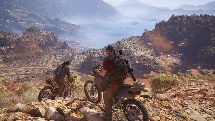 Ghost Recon: Wildlands bests Zelda in US sales for March