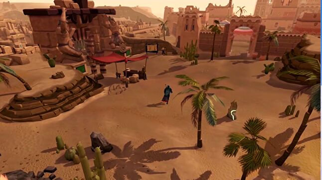 The next major RuneScape expansion arrives this Summer