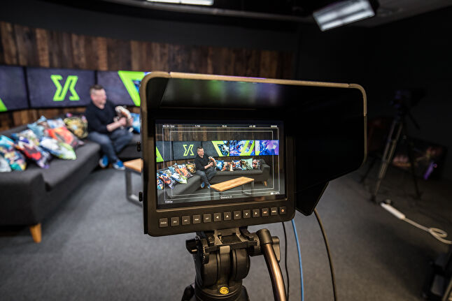 Jagex's new offices includes a TV studio for internal and external livestreams