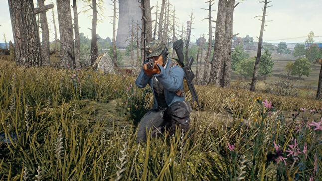 Random loot placement is the key to Battle Royale's popularity. Only the most resourceful players will be well-armed enough for the final skirmish