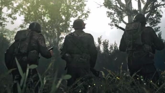 Call of Duty: WW2 gets reveal trailer and releasedate