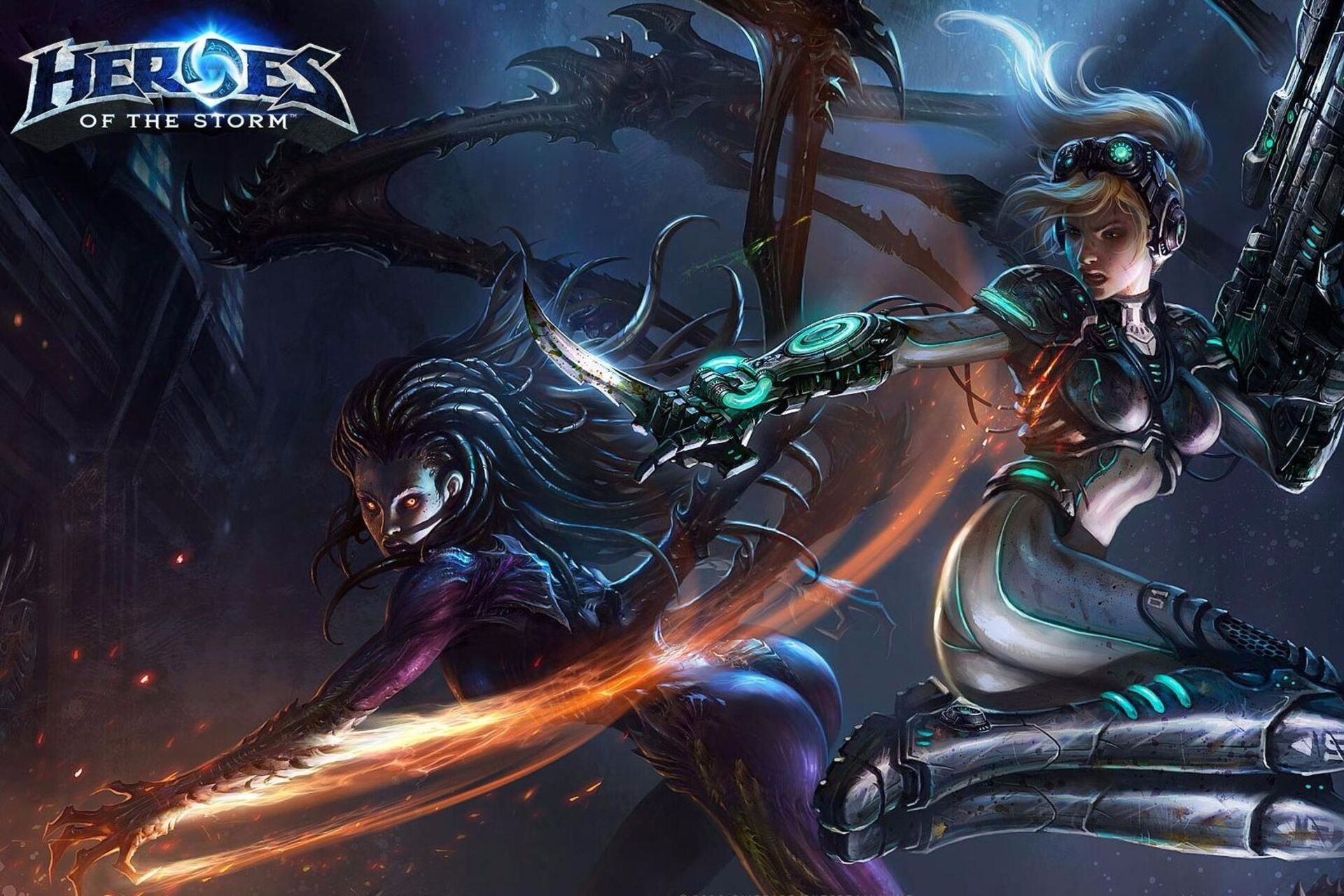 Does Heroes of the Storm need saving? • Eurogamer net