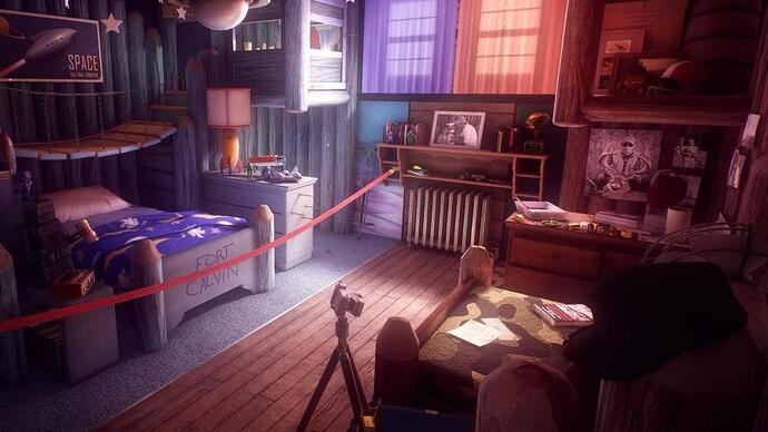 What Remains of Edith Finch is great on PC, needs work on PS4