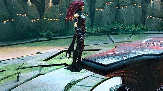 Darksiders 3 leaked with screenshots anddetails