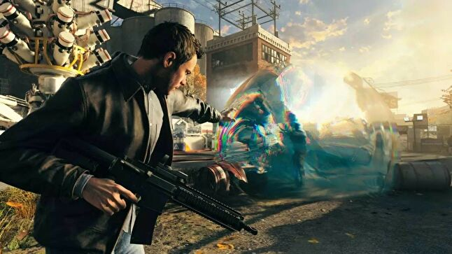Remedy first discussed its multi-project, multi-platform strategy in the months leading up to the launch of Quantum Break