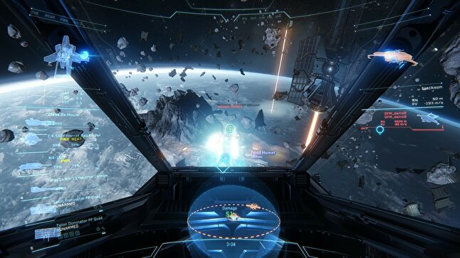 Star Citizen dropped CryEngine and converted to Lumberyard, perhaps out of concerns over Crytek's repeated financial troubles