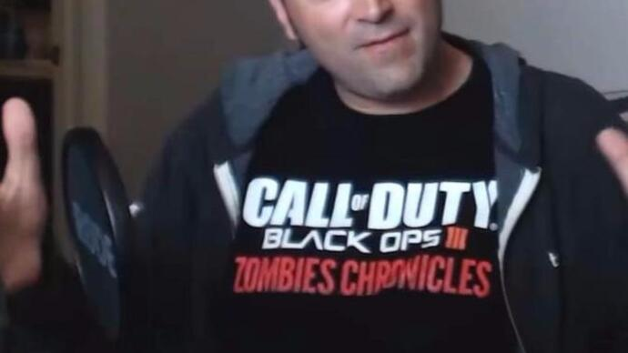 Call of Duty: Black Ops 3 DLC announced via T-shirt