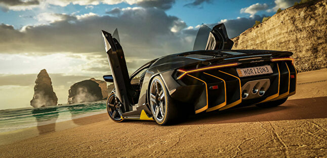 The introduction of the Lamborghini Centenario actually changed the game's opening sequence in several ways