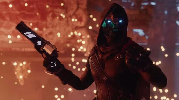 Here's your first look at Destiny 2 gameplay footage
