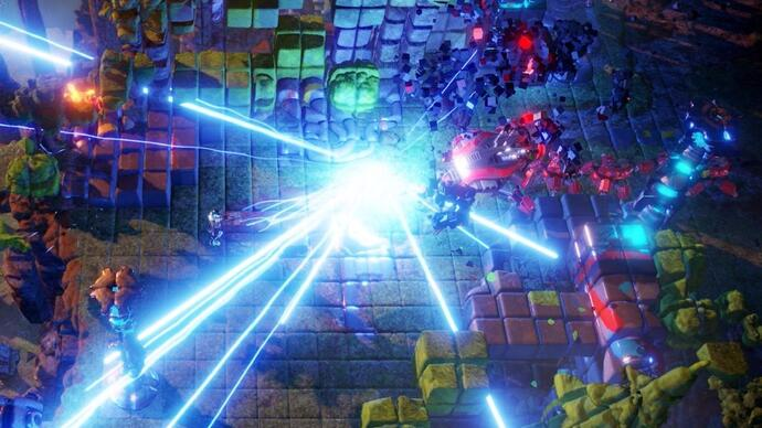 Housemarque and Eugene Jarvis' Nex Machina has a release date