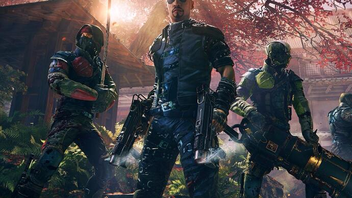 Shadow Warrior 2 is fine on consoles but lacks keyfeatures