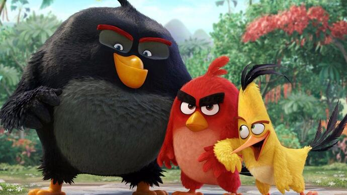 Angry Birds movie is getting a sequel