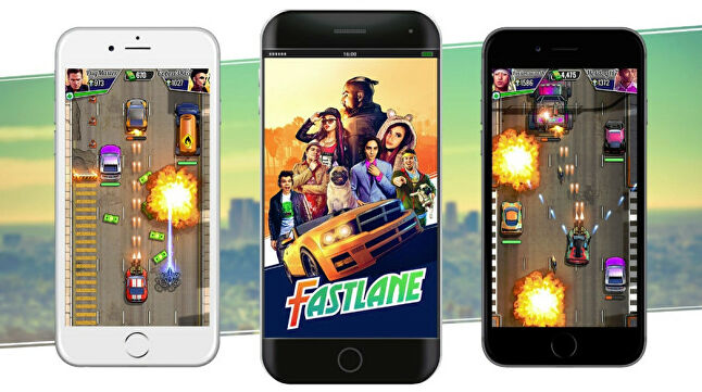 Fastlane, released this week, is Space Ape's first attempt to expand its portfolio beyond the build-and-battle genre