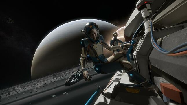 Lone Echo isn't just a multiplayer VR sport - it has a full single-player story mode
