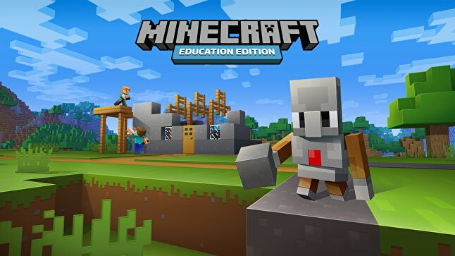 Minecraft Education Edition now features a Code Builder