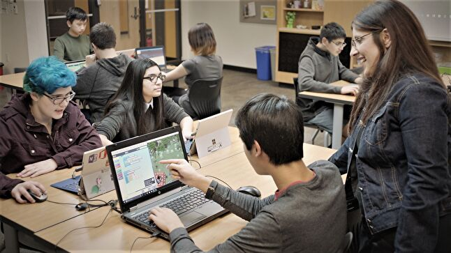 Minecraft Education Edition is being used in schools from over 100 different countries