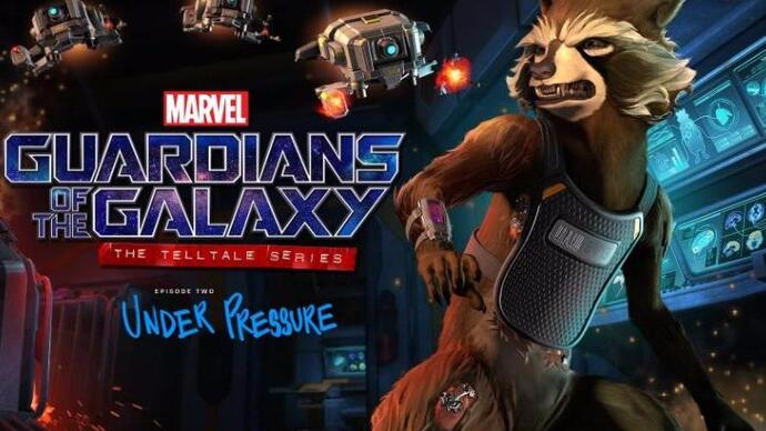 Guardians of the Galaxy's second episode, Under Pressure, gets a release date
