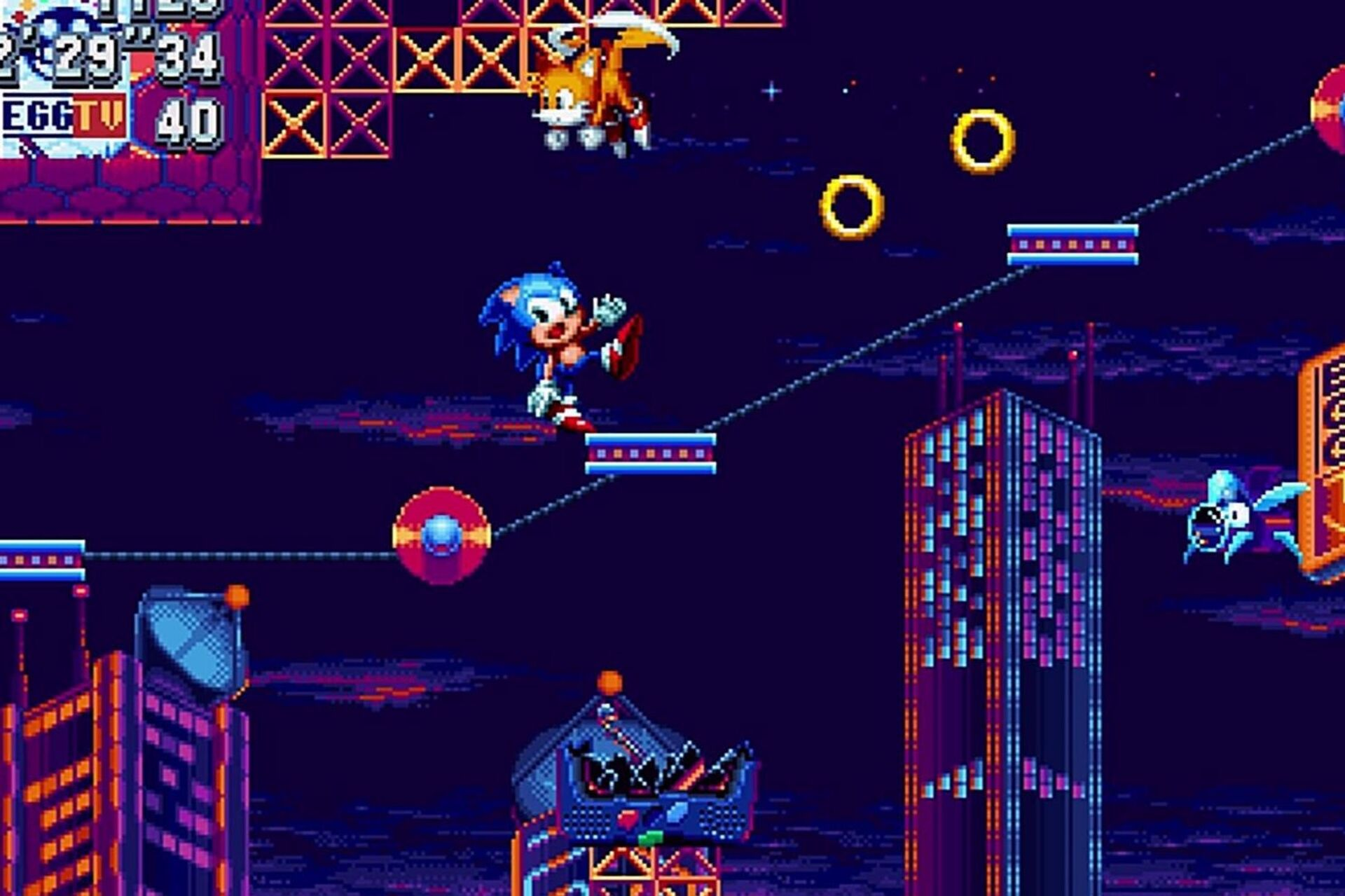 Sonic Mania release date set for August • Eurogamer net