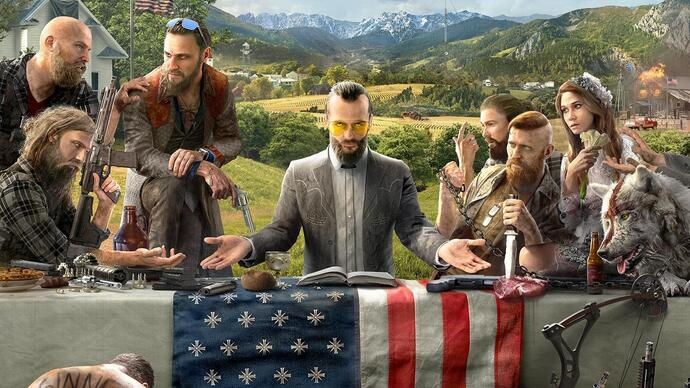 Far Cry 5 - Release, gameplay en alles wat we weten