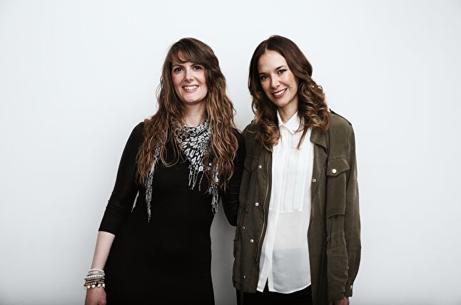 The BAFTA Scholarship gave Liz Mercuri a chance to meet one of her role model: EA's Jade Raymond