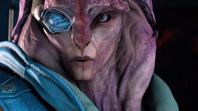 Mass Effect Andromeda patch makes Jaalbi