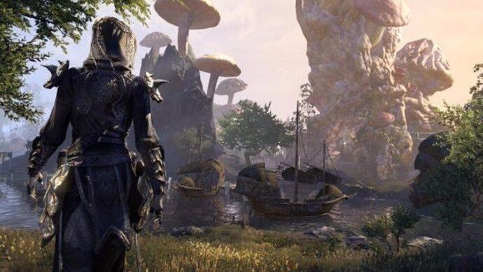 The Elder Scrolls Online mit Morrowind-Upgrade - Test