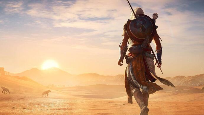Novo trailer de Assassin's Creed: Origins