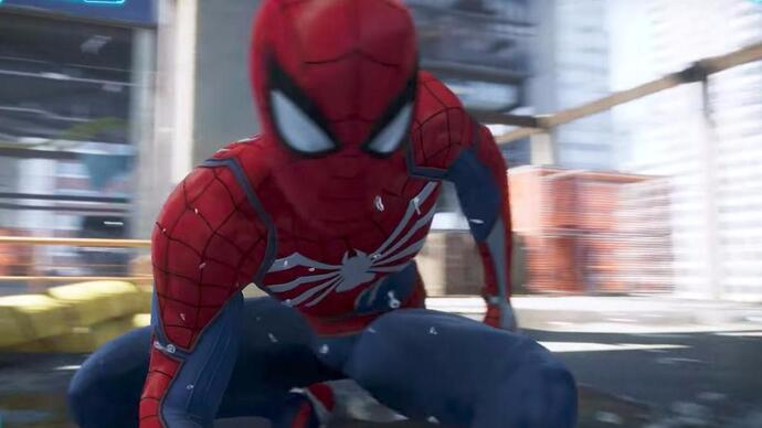 Insomniac's Spider-Man debuts gameplay footage